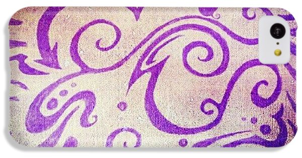 Imaginationartshop.com Doodle #sharpie IPhone 5c Case