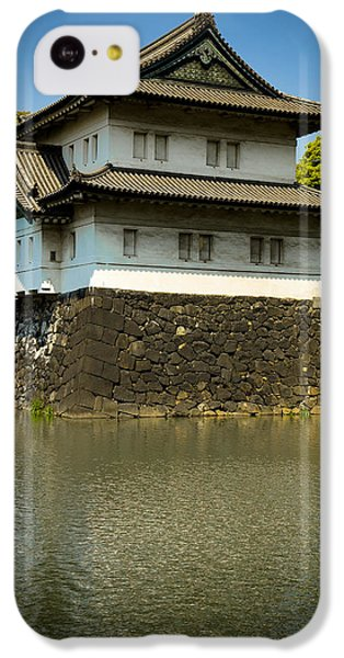 Japan Castle IPhone 5c Case by Sebastian Musial