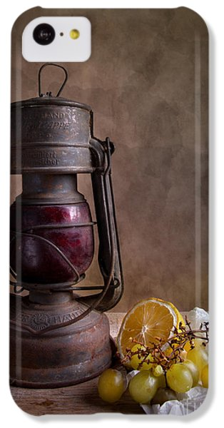 Lamp And Fruits IPhone 5c Case by Nailia Schwarz