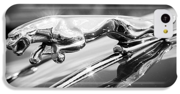 Leaping Jaguar IPhone 5c Case by Sebastian Musial