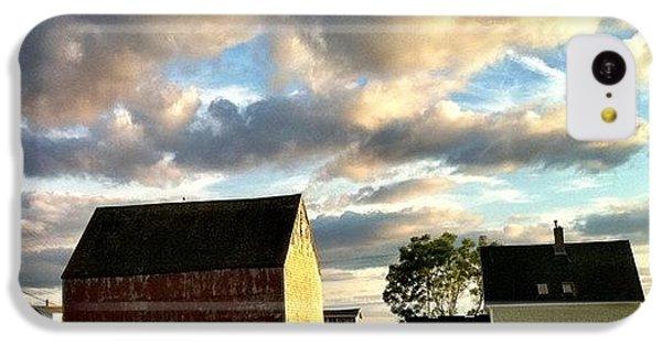 Amazing iPhone 5c Case - Little Tancook Island Farmhouse by Luke Kingma