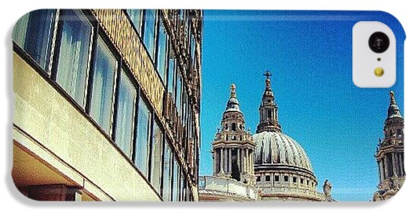 London - #greatbritain #london #uk IPhone 5c Case