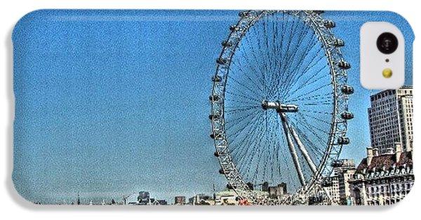 London Eye, #london #londoneye IPhone 5c Case