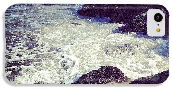 Summer iPhone 5c Case - Long Beach by Randy Lemoine