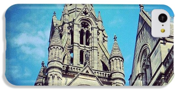 #manchester #buildings #classic IPhone 5c Case