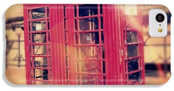 #manchester #london #uk #england IPhone 5c Case