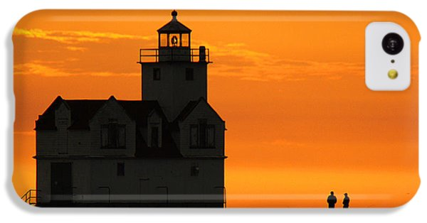 Morning Friends IPhone 5c Case
