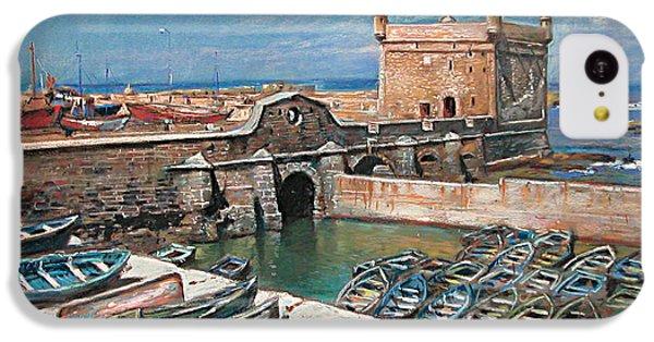 Seagull iPhone 5c Case - Morocco by Ylli Haruni