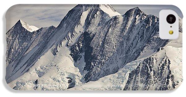 Mountain iPhone 5c Case - Mount Herschel Above Cape Hallett by Colin Monteath