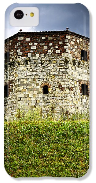 Nebojsa Tower In Belgrade IPhone 5c Case by Elena Elisseeva