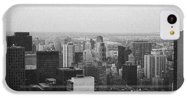 Nyc From The Top 3 IPhone 5c Case by Naxart Studio
