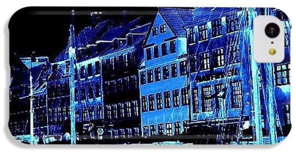 Cool iPhone 5c Case - #nyhavn #copenhagen #denmark #landscape by Luisa Azzolini