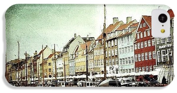 Cool iPhone 5c Case - Nyhavn by Luisa Azzolini