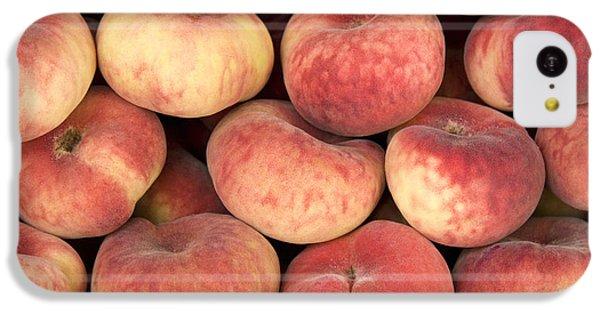 Peaches IPhone 5c Case by Jane Rix