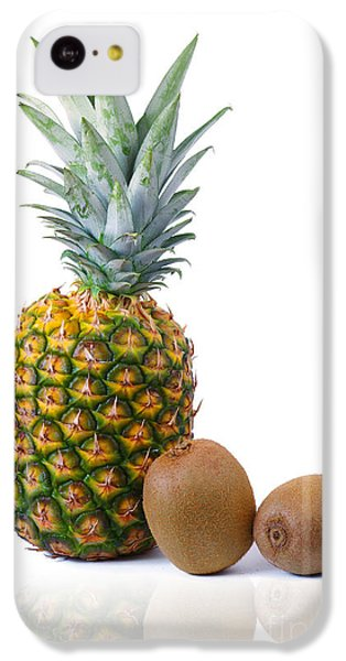 Pineapple And Kiwis IPhone 5c Case