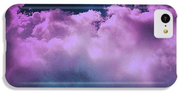 Purple Haze IPhone 5c Case