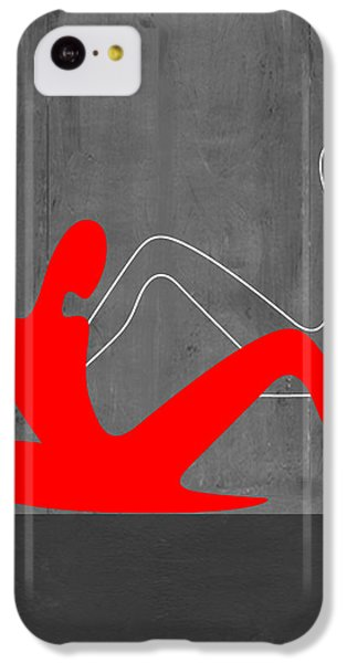 Figurative iPhone 5c Case - Relaxation by Naxart Studio