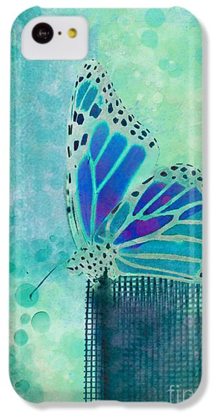 Reve De Papillon - S02b IPhone 5c Case