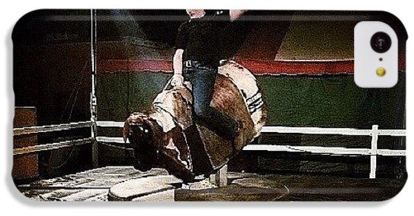 Ohio iPhone 5c Case - Ride The Bull by Natasha Marco