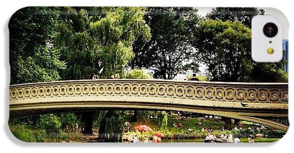 Romance - Central Park - New York City IPhone 5c Case