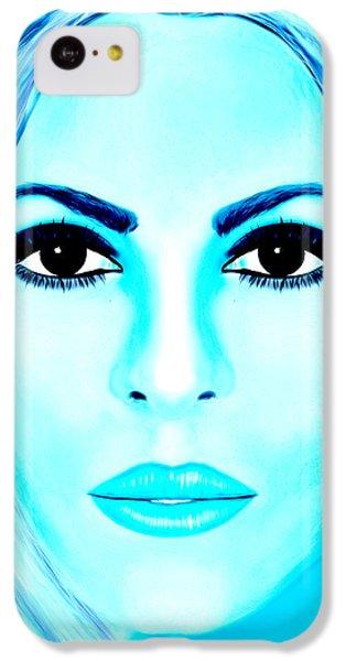Shakira iPhone 5c Case - Shakira Avator by Mathieu Lalonde