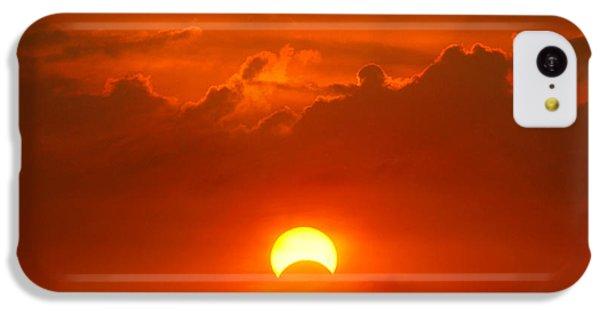 Solar Eclipse IPhone 5c Case