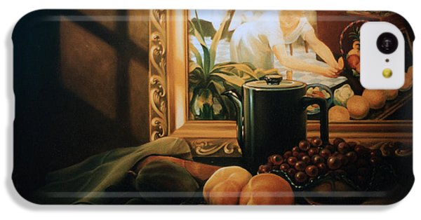 Still Life With Hopper IPhone 5c Case by Patrick Anthony Pierson