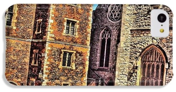 Stone Buildings, So Classic And Lovely IPhone 5c Case