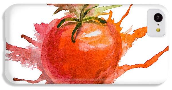 Stylized Illustration Of Tomato IPhone 5c Case