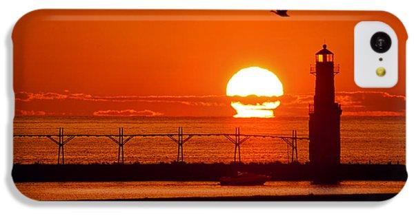 Summer Escape IPhone 5c Case