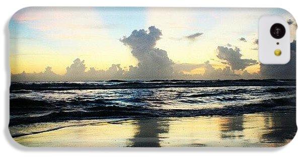 Beautiful iPhone 5c Case - Sunrise by Mandy Shupp