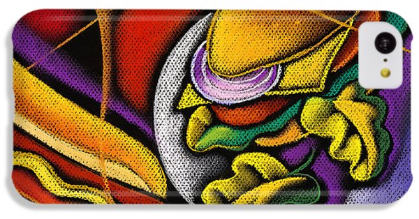 Lunchtime IPhone 5c Case by Leon Zernitsky