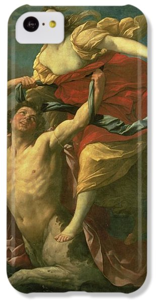 The Abduction Of Deianeira IPhone 5c Case by  Centaur Nessus