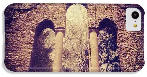 Decorative iPhone 5c Case - The Arches by Tom Crask