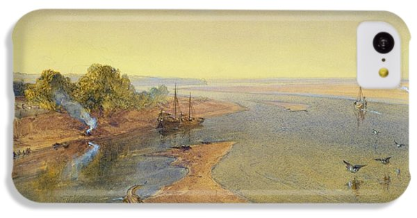 The Ganges IPhone 5c Case by William Crimea Simpson