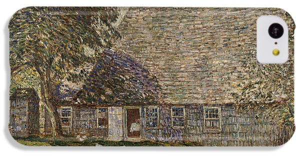 The Old Mulford House IPhone 5c Case by Childe Hassam