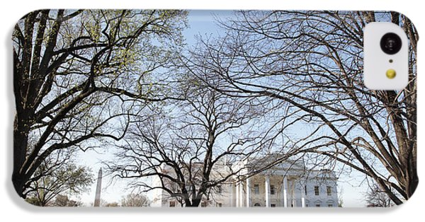 The White House And Lawns IPhone 5c Case