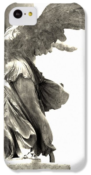 The Winged Victory - Paris Louvre IPhone 5c Case