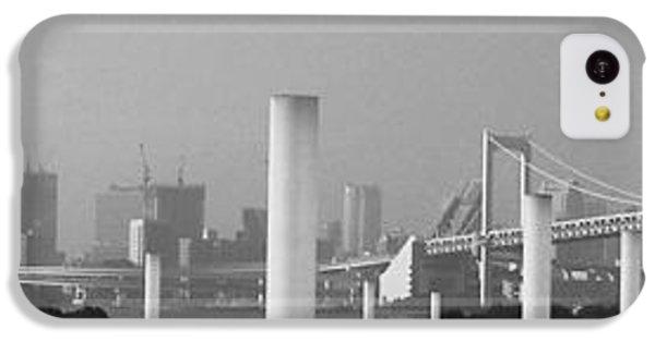 Tokyo Panorama IPhone 5c Case by Naxart Studio