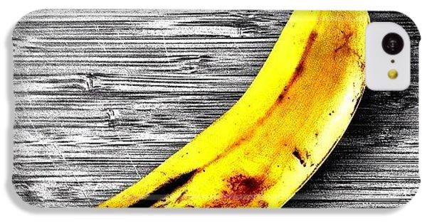 Orange iPhone 5c Case - Warholesque by Mark B