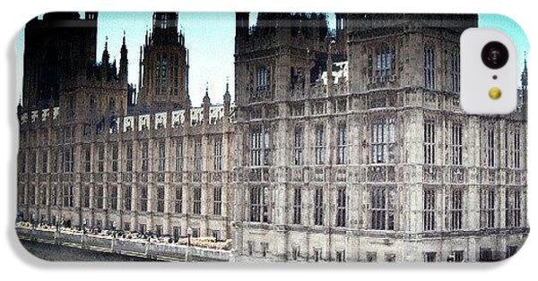 Classic iPhone 5c Case - Westminster, London 2012 | #london by Abdelrahman Alawwad
