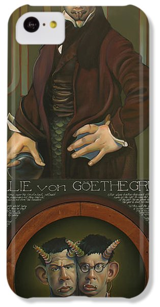 Willie Von Goethegrupf IPhone 5c Case