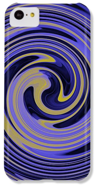 You Are Like A Hurricane IPhone 5c Case by Bill Cannon