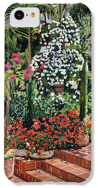 A Garden Approach IPhone 5c Case