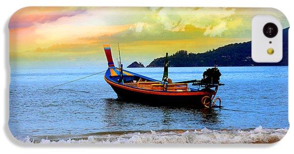 Thailand IPhone 5c Case by Mark Ashkenazi