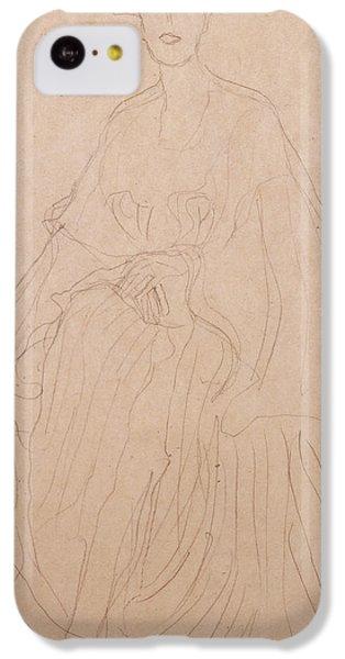 Adele Bloch Bauer IPhone 5c Case by Gustav Klimt