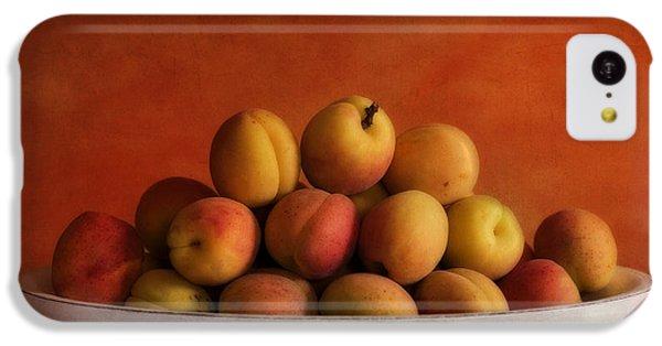 Fruit Bowl iPhone 5c Case - Apricot Delight by Priska Wettstein