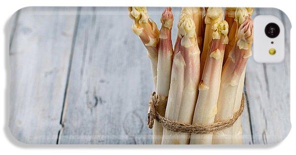 Asparagus IPhone 5c Case by Nailia Schwarz