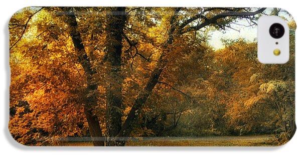 Autumn Arises IPhone 5c Case by Jessica Jenney