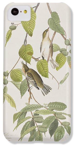 Autumnal Warbler IPhone 5c Case